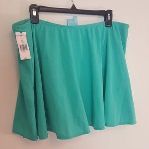 Kim Rodgers Bathing suit skirt
